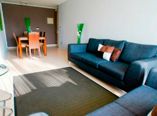 Apartamento 4 personas con litera 2 dormitorios
